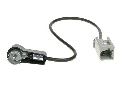 Hyundai-Sonata-06-08-2-DIN-Autoradio-62-Touchscreen-und-Einbauset-in-original-PlugPlay-Qualitt-mit-Antennenadapter-Radioanschlusskabel-Zubehr-und-Radioblende-Einbaurahmen-schwarz