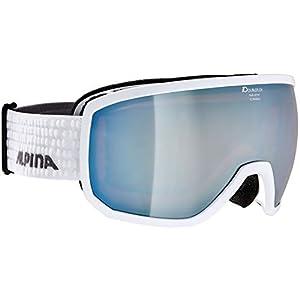 ALPINA Erwachsene Scarabeo MM Sph Skibrille