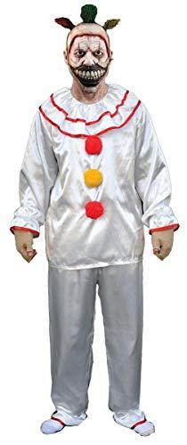 Twisty der Clown Kostüm American Horror ()