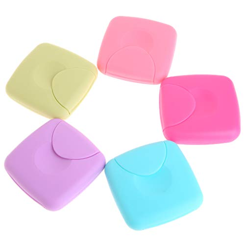 Tampons-box (hgfcdd Portable Women Sanitary Napkin Tampons Storage Box Candy Color Container Holder)