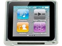 iPod nano 6G Deluxe TPU Case transparent Logic3 (Pack Case Mp3-player)