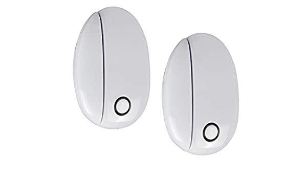 2er Set Smart Home T/ürkontakt Fenstersensor f/ür ELRO Connects System Handy App Funksensor Heimautomatisierung Haussteuerung per Smartphone