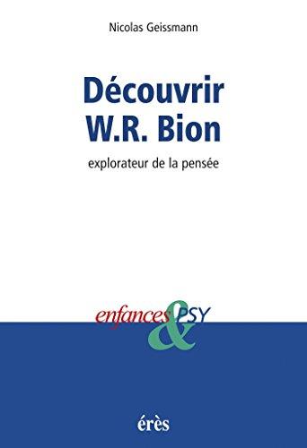 Dcouvrir W-R Bion
