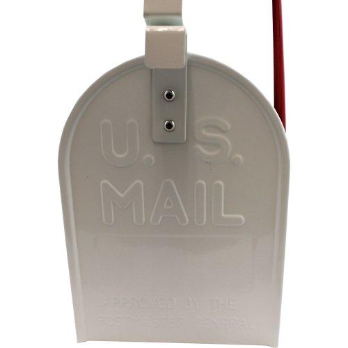 US Mailbox Weiß - 3