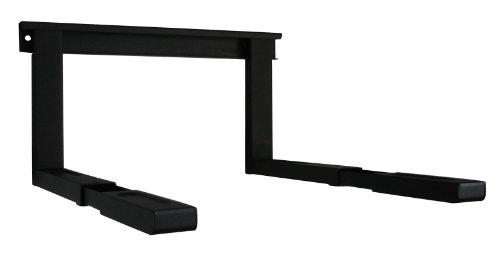 mikrowellenh universel micro-ondes Support en noir jusqu'à 35 kg