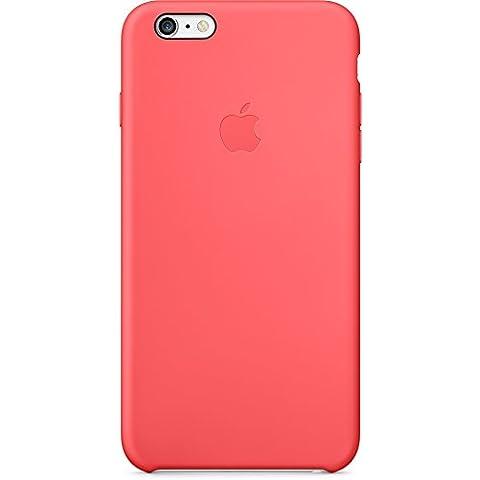 Apple MGXW2ZM/A - Funda de silicona para Apple iPhone 6 Plus