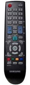 Samsung BN59-00865A remote control - remote controls (IR Wireless, Black, Audio, Home cinema system, TV, Samsung, Press buttons)