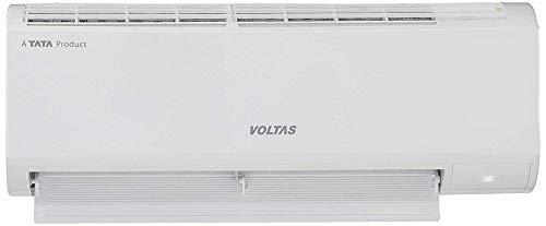 Voltas 1 Ton 5 Star Inverter Split AC  Copper SAC_125V_DZX White