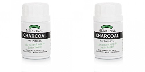 (2er BUNDLE) | Charcoal Tabs | 100 tablet - Braggs