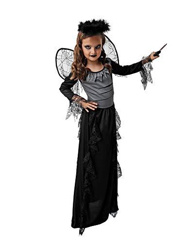 Costumizate! Disfraz Angel Caido niños Adulta talla10