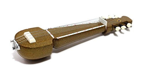 India Meets India Thanksgiving Handicraft Miniature Table Top, Musical Instrument Miniature, Home Decoration, Best Gifting Made by Awarded Indian Artisan