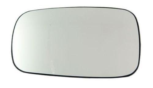 Preisvergleich Produktbild Unbranded Spiegelglas Außenspiegel Rechts Links Konvex Chrom RENAULT CLIO III MEGANE III