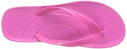 Crocs ChawaiiFlip Unisex-Erwachsene Zehentrenner Pink (Fuchsia)