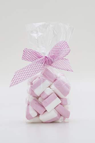 Sacchetti buste per alimenti biscotti e caramelle 120+70x370 (50pz)