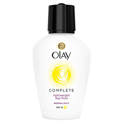 Olay Complete Care Daily UV Fluid Normal/Oily SPF 15 200 ml (Packaging Varies) - Complete Tagescreme