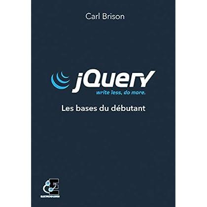 jQuery: Les bases du débutant