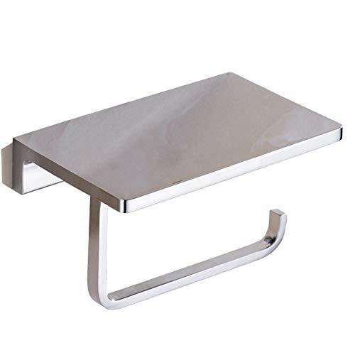 ter Bad Tissue-Box voll Kupfer Papier Handtuchhalter Toilettenpapierhalter frei Stanzen Toilettenpapierhalter Mobile Toilettenpapierhalter ()