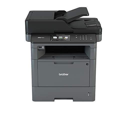 brother mfcl5750dw stampante multifunzione laser mono 4 in 1 con stampa fronte e retro automatica, 40 ppm, rete cablata, wi-fi