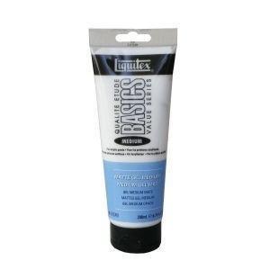 Liquitex 205300 Basics Mattes Gel, M, 200 ml