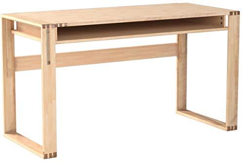 Robas Lund, Schreibtisch, Computertisch, Jasmin, Kernbuche/Massivholz, 82 x 63 x 22 cm,  40304KB1