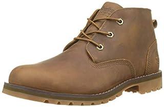 Timberland Men's Larchmont Waterproof Chukka Boots, Brown (Dark Brown Full Grain), 9.5 UK 44 EU (B073PD66YN) | Amazon price tracker / tracking, Amazon price history charts, Amazon price watches, Amazon price drop alerts