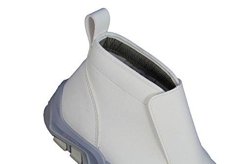 Jallatte Jaldagger X2 S3 HRO SRC Laborschuhe Kochschuhe hoch Beige Beige