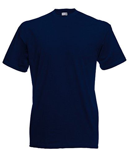 Fruit of the Loom Valueweight T-Shirt Deep Navy
