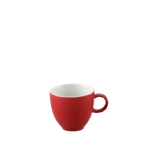 Rosenthal - Thomas - Sunny Day Espresso/Mokka-Obertasse - New Red - Rot 80 ml