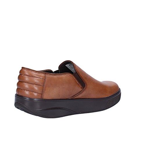 MBT Sneakers Donna Pelle Marrone