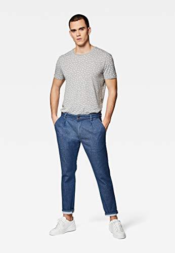 Mavi Herren Jeans Slim Straight Leg Dylan Trouser mid Miami Resort 38 -