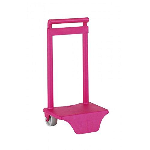 Safta–Carrello portamochilas, colore: rosa scuro, 641085805)