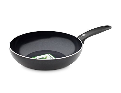 GreenPan Cambridge 28 cm Ceramic Non-stick wok, black