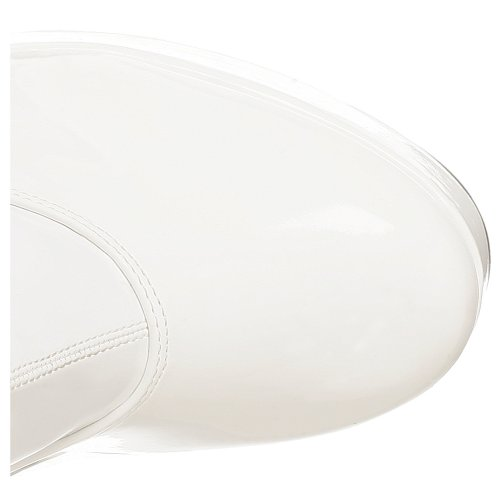 Pleaser - ELECTRA-2000Z, Polacchine donna Bianco