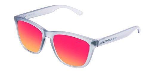 Hawkers Frozen Grey Nebula One, Gafas de Sol Unisex,