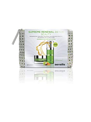 Sensilis Supreme Renewal Detox - Beauty Kit Tratamiento