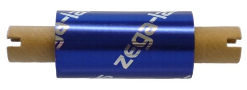 1 Rolle - zega blue - 65 mm x 74 m -...