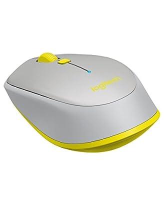 Logitech M535 - Ratón con Bluetooth, Color Gris