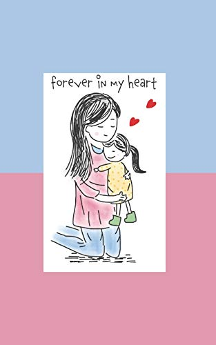 Forever in My Heart: Grief Journal (Grieving The Loss of Mom) (Vent Forever)