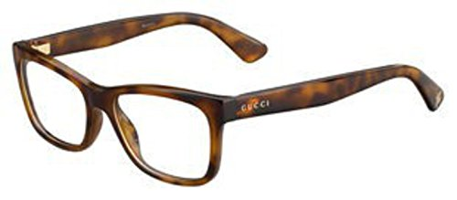 Gucci Frame HAVANA WITH - LENS