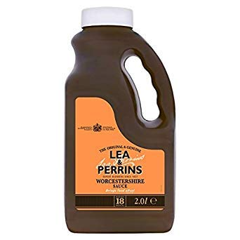 Lea & Perrins Worcestershire Sauce - 2 Litre
