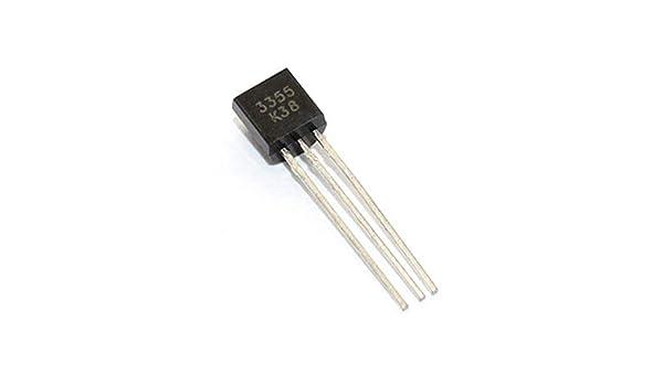 100 st/ücke 2SC3355 C3355 TO-92 NPN RF Transistor