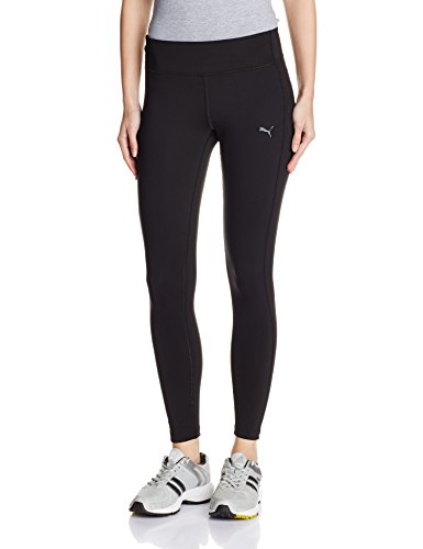 Puma Wt Essential Long Tight Pantalones, Mujer, Negro, XS
