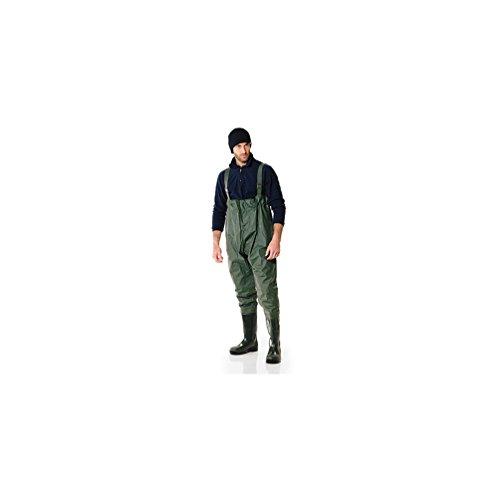 Industrial Starter - Waders de sécurité ISSAFORT - 06361 - Industrial Starter Vert