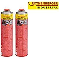 35445 7//16 Zoll EU 1 St/ück Rothenberger Handgriff Super Fire 3