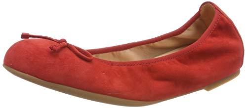 Unisa Acor_19_KS, Bailarinas para Mujer, Rojo Passion, 39 EU