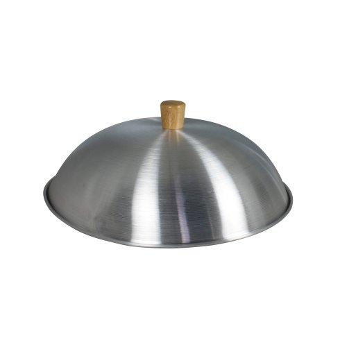 Aluminium Wok-Deckel, 33cm - Aluminium-wok
