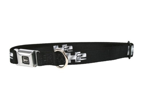 hummer-h2-seatbelt-buckle-dog-collar-small-9-15-inch-neck