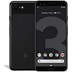Google 99928210 - Smartphone 3 13,86 cm (5,46 pollici), 2.5 GHz, 64 GB, 12,2 MP, colore: Nero