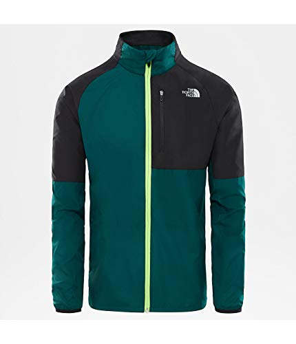 The North Face 24/7 Veste Homme, Botanical Garden Green, FR : M (Taille Fabricant : M)