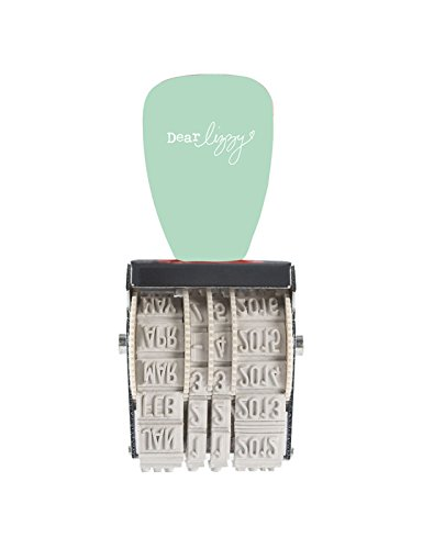 dear-lizzy-lucky-charm-roller-stamp-12-phrases